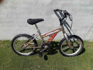 Bicicleta Tomaselli Rodado 14