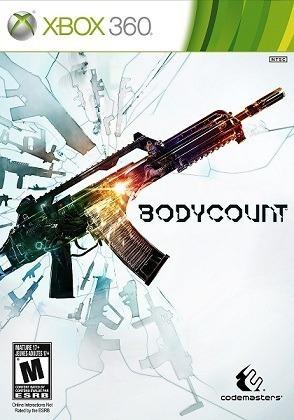 Jogo Bodycount Xbox360 Ntsc Em Dvd Original