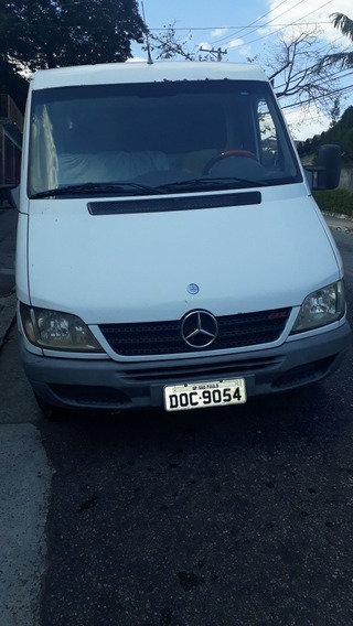 Mercedes-benz Sprinter Furgão 2.2 311 Curta 5p 2004