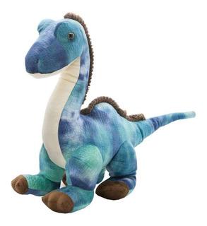 Peluche Dinosaurio Azul Dylan 51 Cm Funny Land