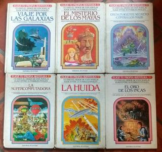 Colección Libros Elige Tu Propia Aventura Precio Por Unidad