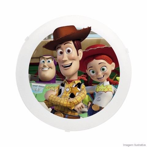 Plafon Redondo Toy Story 30 Cm - Startec