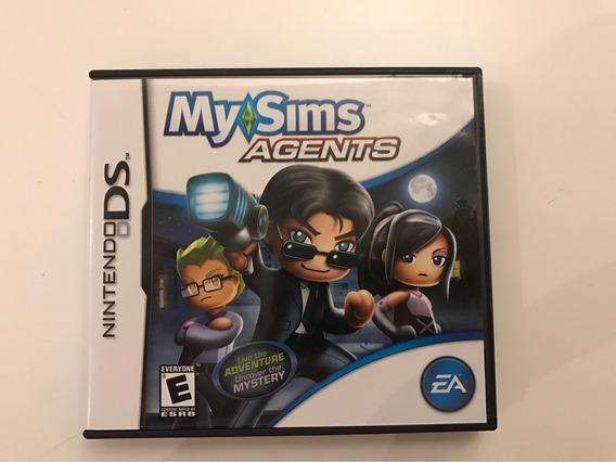 Nintendo Ds My Sims Agents