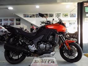 Kawasaki Versys1000 Naranja 2013