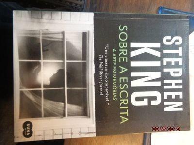 Sobre A Escrita Stephen King