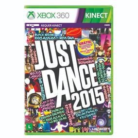 Just Dance 2015 - Xbox 360 - Produto De Vitrine