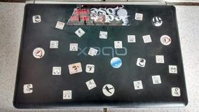 Carcaça Notebook Quebx Vb40rl9 Completa Com Bateria/cd-rom