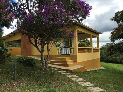 Chácara À Venda, 2000 M² Por R$ 780.000,00 - Estância Santa Maria Do Laranjal - Atibaia/sp - Ch0993