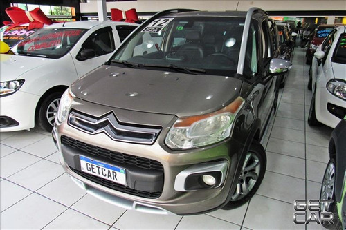 Citroën Aircross 1.6 Exclusive 16v