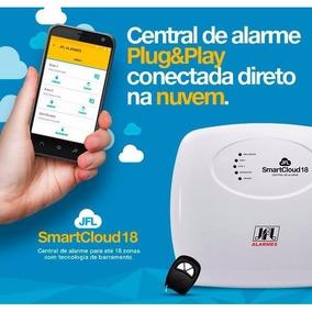 Central De Alarme Smartcloud - 18 Jfl Barato