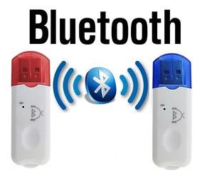 Adaptador De Áudio Receptor De Música Usb Bluetooth Android