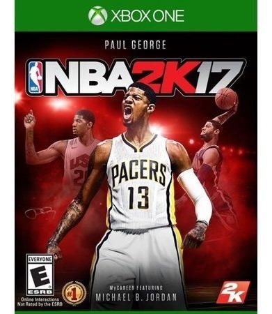Jogo Xbox One Nba 2k17