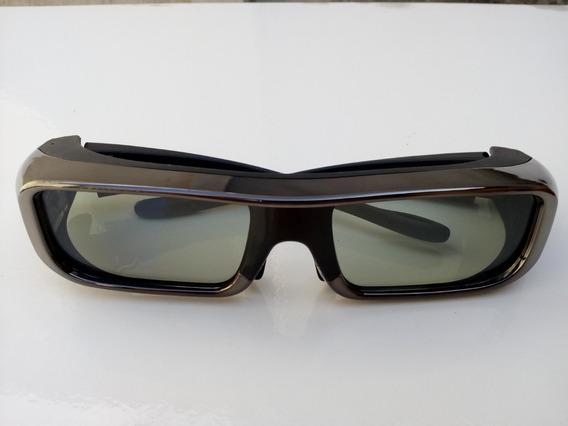 Óculos 3d Tv Sony Tdg-br100 Seminovo - Sem O Transmissor