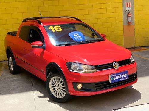 Volkswagen Saveiro Cabine Dupla Highline Couro Metro Sao Luc