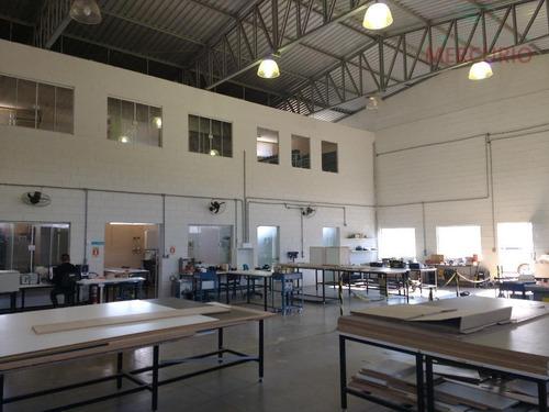 Imagem 1 de 22 de Barracão À Venda, 660 M² Por R$ 1.350.000,00 - Distrito Industrial Iii - Bauru/sp - Ba0049