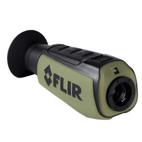 Detector Imagens Termovisor Flir Scout Ii 240