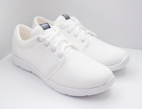 Zapatillas Marca Rcn Ultraliviana Blanco