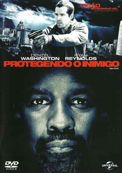 Dvd - Protegendo O Inimigo - Denzel Washington - Lacrado