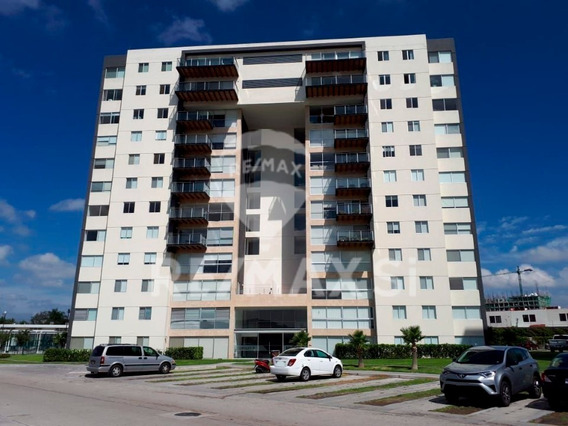 Departamento Venta Amueblado Juriquilla Santa Fe Cond Habitarea