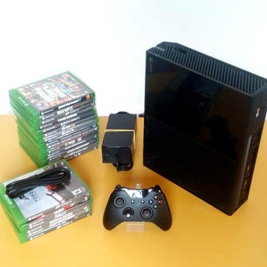 Xbox One Completo + Controle + Jogo | Oficial Microsoft