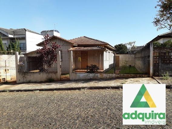 Casa Térrea Com 2 Quartos - 5937-v