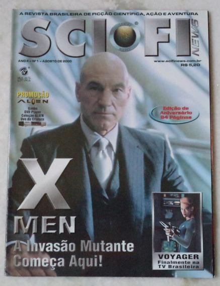Revista Sci Fi News Ano 4 Nº 1