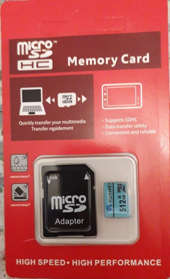 Cartão Microsd 512gb