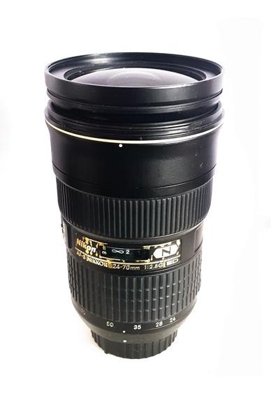 Nikon 24-70mm 2.8 Vr