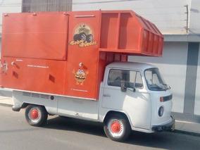 Camioneta Wf Food Truck