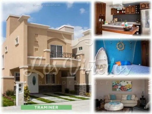 Casa Sola En Venta Los Viñedos Residencial