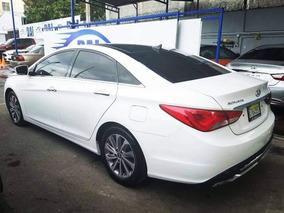 Hyundai Sonata Blanco Perla Panoram