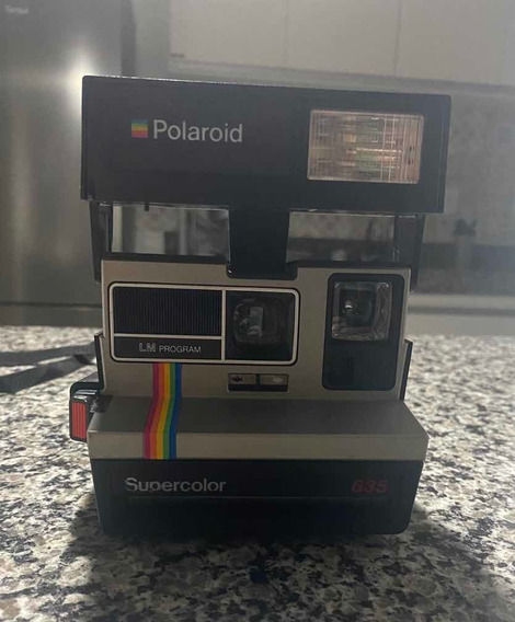 Câmera Polaroid Supercolor 635