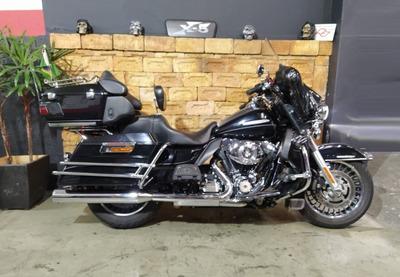 Harley Davidson Electra Ultra Limited 2012