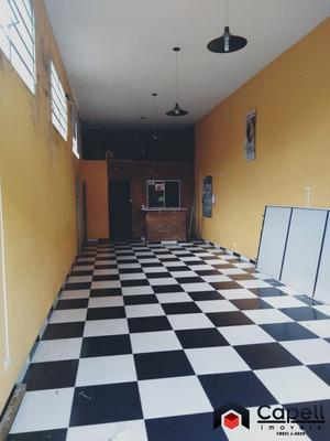 Salão Comercial - Jardim Promissão - 5161