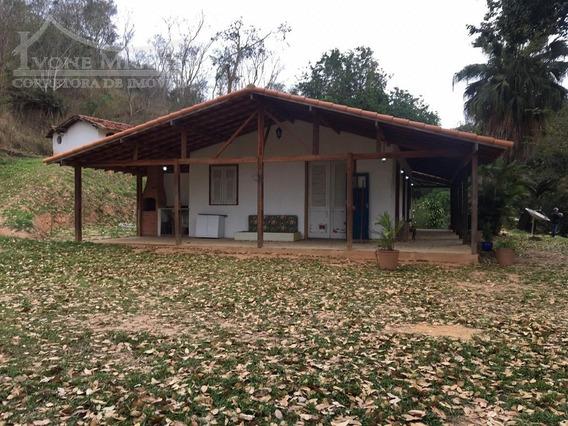 Rural Para Venda, 4 Dormitórios, Maravilha - Paty Do Alferes - 2422