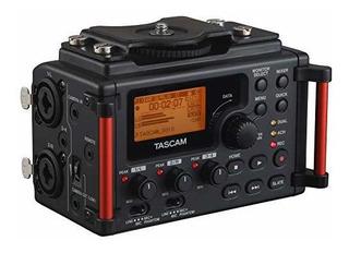 Tascam Dr-60dmkii Grabadora De Audio Portatil De 4 Canales P