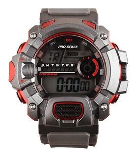 Reloj Hombre Prospace Digital Modelo Eclipse Psh0092-dir-8h