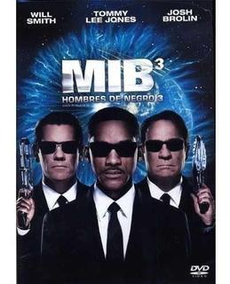 Hombres De Negro Men In Black 3 Dvd Originl Nuevo