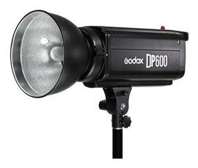 Flash Tocha Profissional Godox Dp600w P/ Estúdio 110v