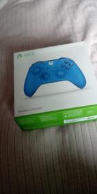 Controle Xbox One/s/x Edição Especial Azul