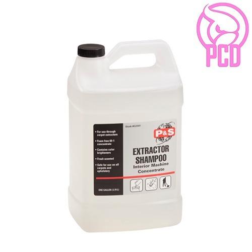 Pys Extractor Shampoo 3,8 L - Limpiador Interior Detail Pcd