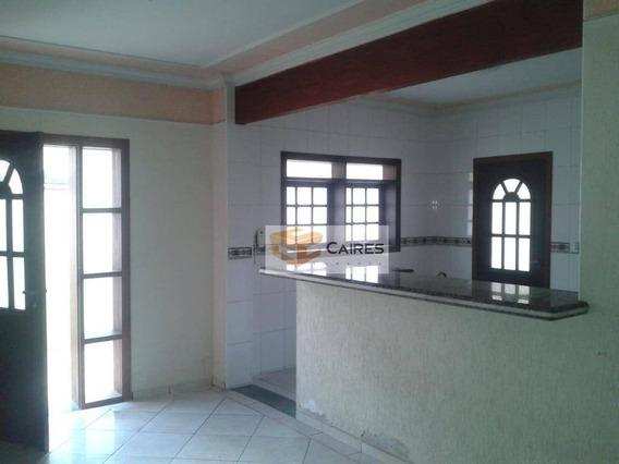 Casa Com 4 Dormitórios À Venda, 220 M² Por R$ 770.000,00 - Parque Taquaral - Campinas/sp - Ca2840