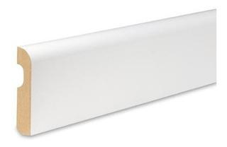 Zocalo De Mdf 9mm X 57mm X 2,44 Mts.