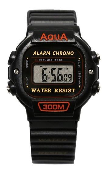 Kit 10 Relogios Aqua Aq 45 Prova D