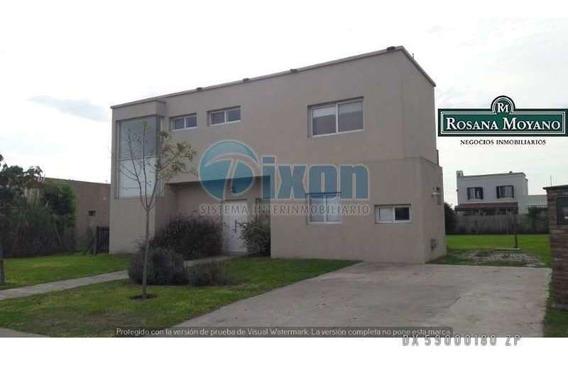 Barrio Cerrado Complejo Villa Nueva - San Francisco - Casa Venta Usd 330.000