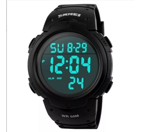 Relógio Masculino Skmei 1068 Digital Sport Mergulho P/ Dágua