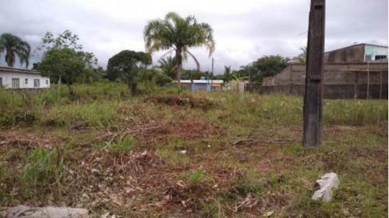 Terreno No Jardim Palmeiras, Em Itanhaém, Litoral Cod.5223