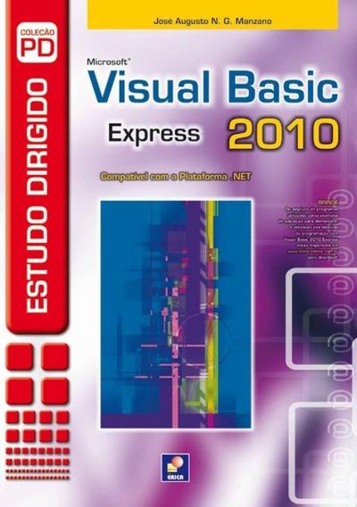 Estudo Dirigido De Visual Basic 2010 Express