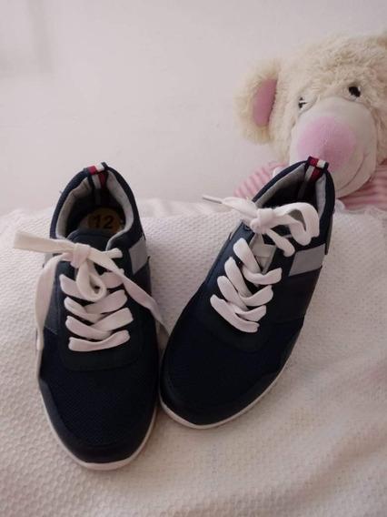 Zapatillas Para Niño Tommy Hilfiger Originales