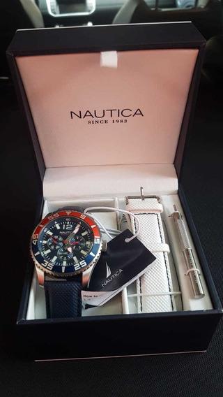 Reloj Nautica A14669g